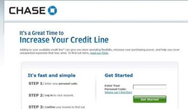 Increase your Chase Credit Limit